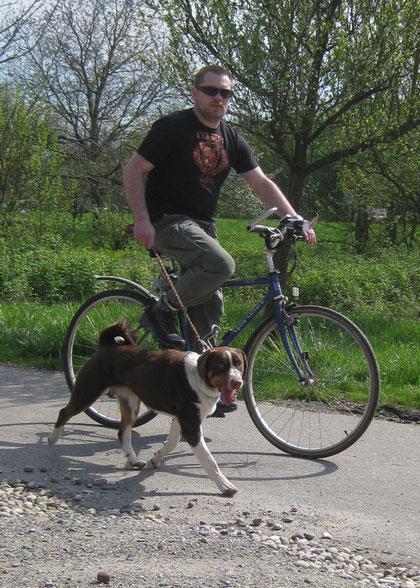 Radfahren mit Appenzeller