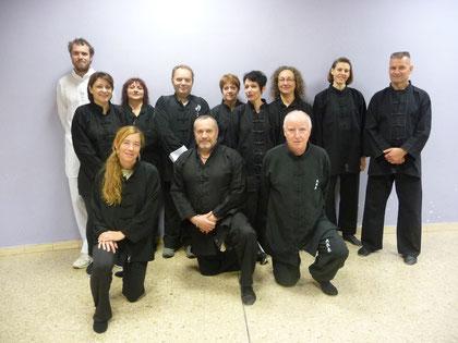 Novembre 2012 avec Patrick NIEL