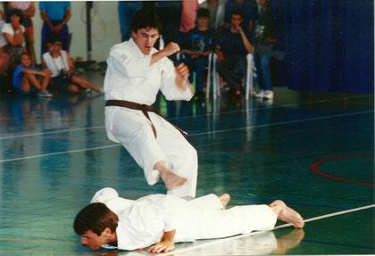 Jeff - Pascal - Juin 1994