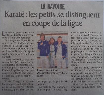 coupe de ligue honneur st jean de maurienne 03 mars 2012
