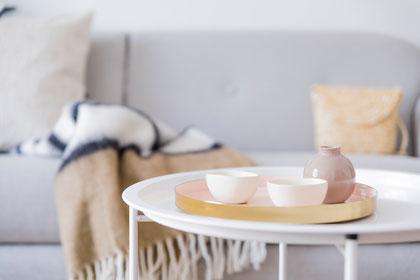 Wohnung, Küche, Kleiderschrank, Wohnzimmer, Schlafzimmer, Büro oder Bad aufräumen? Wo anfangen? Aufräumcoach Zürich