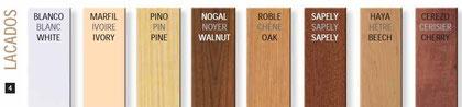 Colores lacados puerta plegable pvc