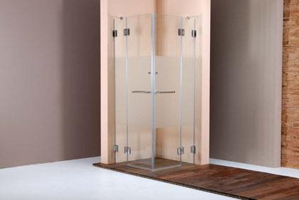 Mampara de ducha rectangular Artnova-A