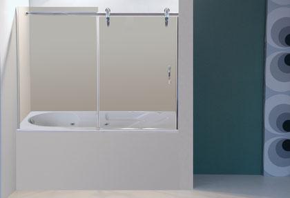Mampara de baño corredera alta calidad Barcelona