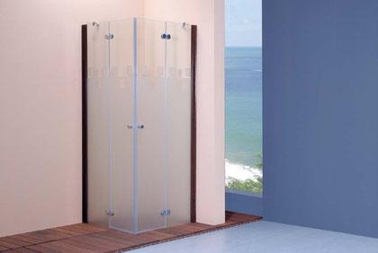 Mampara de ducha angular Novaclassic-A
