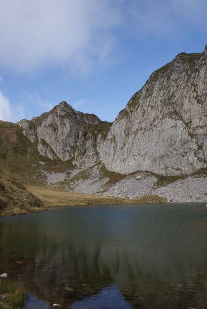 Beim Lago di Promosio