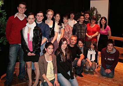 Schauspieler Theaternachmittag 2010