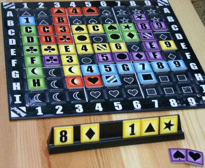 Blockers von Amigo für 2-5 Spieler ab 8 Jahren