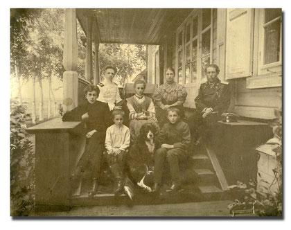 The Kogevin family