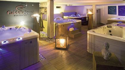 Notre exposition jacuzzi spa permanente à Aarberg