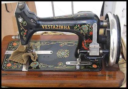 VESTAZINHA  # 1.998.700  Saxonia Type