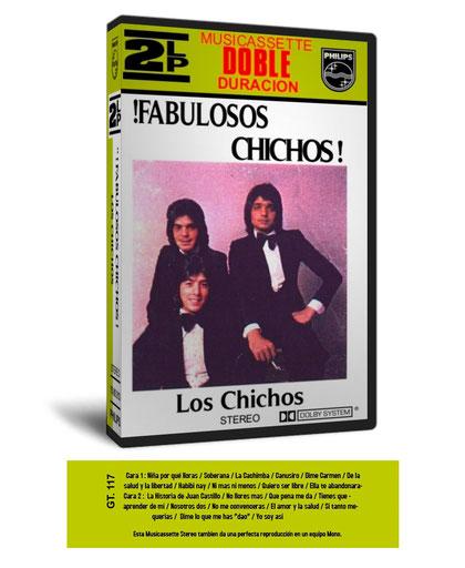 Caratula en Cinta de Fabulosos Chichos......