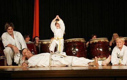 Sandokan-Dojo Nacht der Kampfkünste