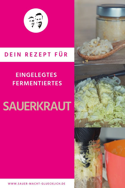 fermentiertes Sauerkraut