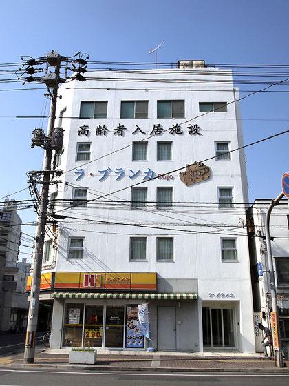 建築 施工例 岡山市の介護施設 リノベーション