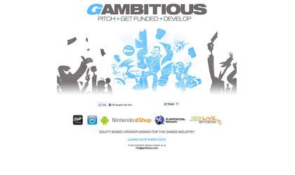 Wer bei 'Gambitious' via Crowdfunding Spiele-Projekte finanziert, hat Aussicht auf eine Gewinnbeteiligung.