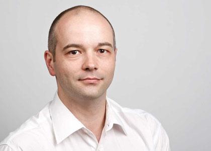 Ist Experte in Sachen medialer Gewalt: Der Germanist und Medienwissenschaftler Dr. Stefan Höltgen.