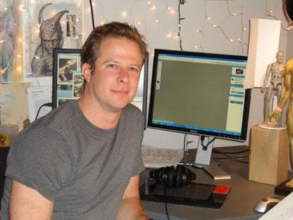 """Ist im Alter von gerade mal 42 Jahren verstorben: """"Fallout 3""""- und """"Skyrim""""-Konzept-Künstler Adam Adamowicz."""