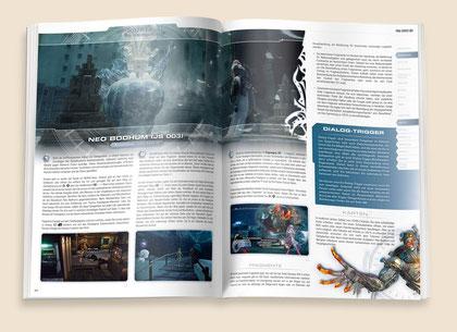 """Dickes, schickes Ding: Sammler kaufen sich Piggybacks 'Offizielles Buch' zu """"Final Fantasy XIII-2"""" am besten gleich in der Hardcover-Edition –für verschmerzbare 26,99 Euro."""