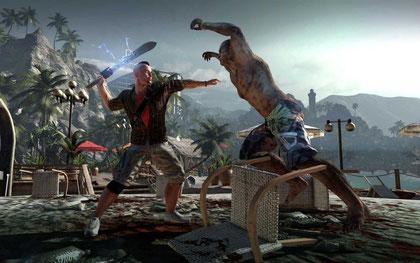 "Hat vor lauter Mehrspieler-Features den Horror vergessen: Techlands Zombie-Scharmützel ""Dead Island""."