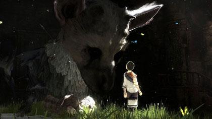 """Ein Junge und sein Monster: Ist das Projekt """"Last Guardian"""" jetzt endlich auf Kurs?"""
