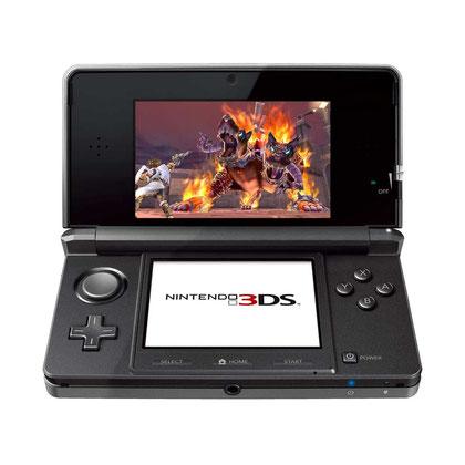 """Eindrucksvoll: """"Kid Icarus Uprising"""" auf dem 3DS. Auf dem oberen Screen gibt's stereoskopische 3D-Grafik, den unteren Screen befingern wir wie gewohnt mit dem Stylus."""