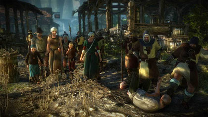 """Bietet neben vielen Verbesserungen auch neue Events und Kreaturen: Die """"Enhanced Edition"""" von """"The Witcher 2""""."""
