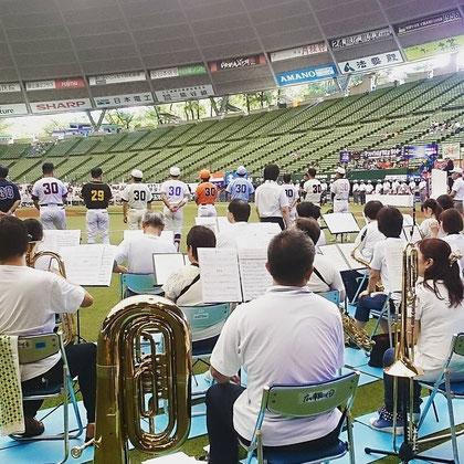 第37回くりくり少年野球大会開会式@西武プリンスドーム