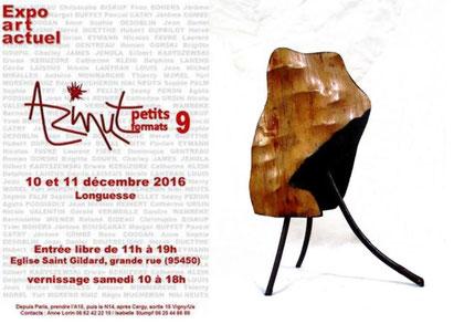 2016 - Petits formats, Longuesse - Roman Gorski