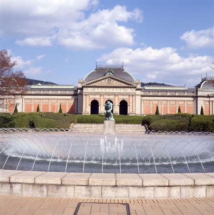 京都国立博物館です!