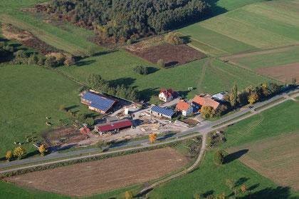Luftbild Oktober 2010