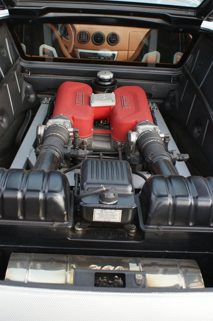 Ferrari 360 Modena - by Alidarnic (Modena Trackdays 2009)