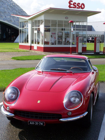 Ferrari 275 GTB-4 -by AliDarNic