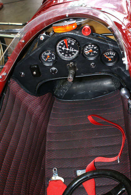 "Ferrari 312 ""1967"" - by Alidarnic (Modena Trackdays 2009)"