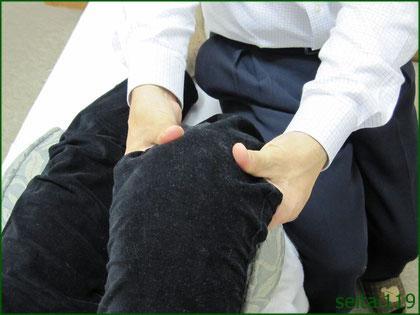 初期のO脚矯正で変形性膝関節症の痛み症状が軽減します