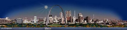 St. Louis mit dem Arch - Schon immer mein großer Traum: Chuck Berry Live