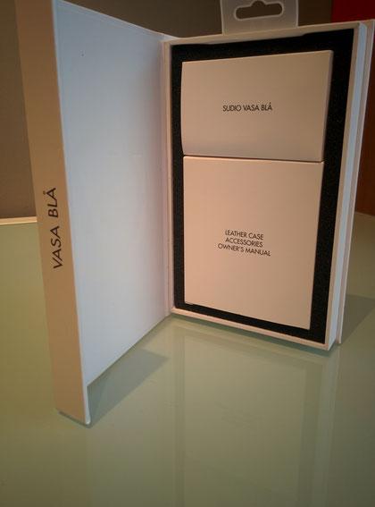 Auriculares elegantes de Sudio Vasa Blà
