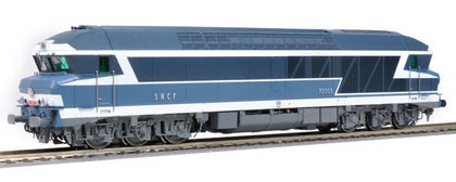 Pièces locomotives diesels ROCO