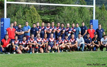 SPAC 13 - Saison 2011-2012