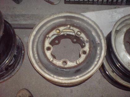 Serien- VW- Felge 4Jx15 ET33