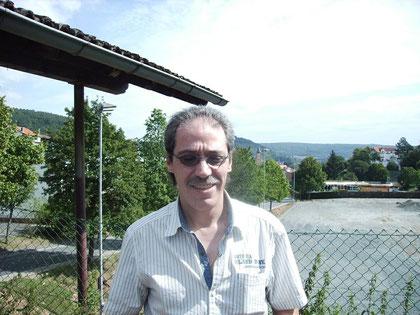 Spielausschussmitglied Arlindo Rodrigues