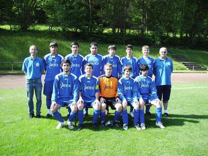 B-Junioren 2009