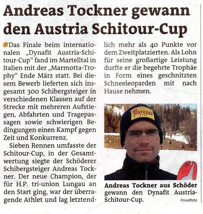 Murtaler Zeitung 6.4.2012