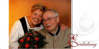 Goldene Hochzeit 2012