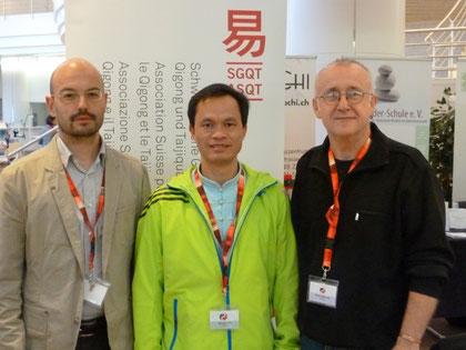 Link zur Vorführung von Fu Nengbin am ASA TCM-Kongress 2011 in Basel