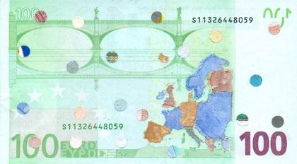 Libérée des puissances de l'argent, l'Europe fait la fête