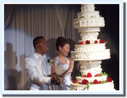 あったか社長の豪華&感動的な結婚式!