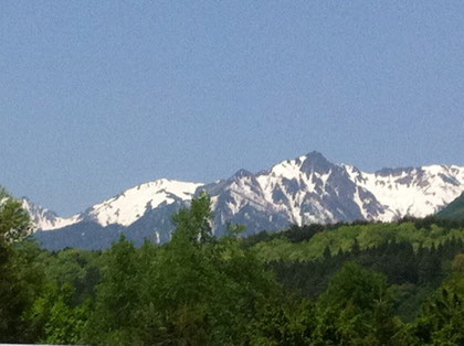 鎌ヶ岳2011.5.21