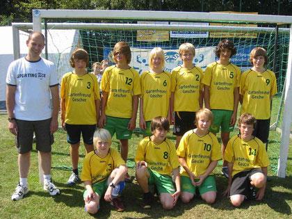 Männliche C-Jugend - 2010