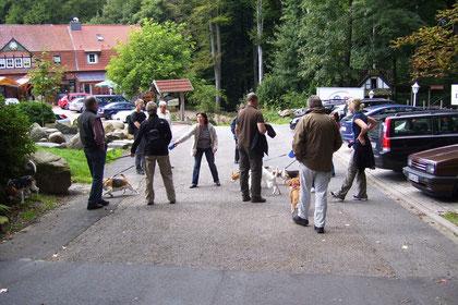 Treffpunkt Schützenhaus in Alt Georgsmarienhütte